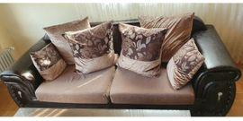 Polster, Sessel, Couch - 3-2-1 Sitzer Couchgarnitur zu verkaufen