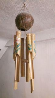 Klangspiel Bambus