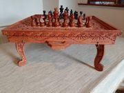 Schachspiel Kunsthandwerk