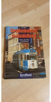 Buch Straßenbahnen in Heidelberg Buch