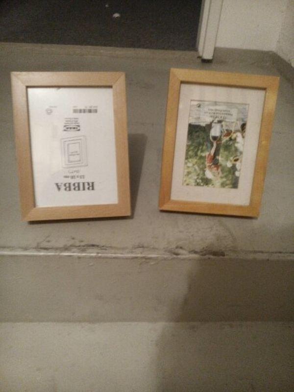 Bilderrahmen Buche Ikea in Filderstadt - Dekoartikel kaufen und ...
