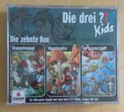 Hörspielbox - Die drei