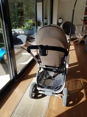 Stokke Kinderwagen Babyschale Sitz und