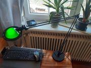 BIETE Schreibtischleuchte LUCEPLAN Berenice schwarz