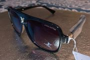 Louis Vuitton Sonnenbrille Brille