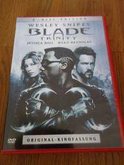 Blade Trinity auf DVD