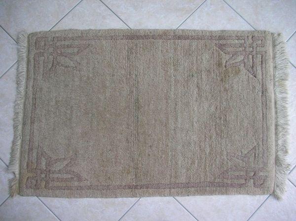 Teppich Nepal Tibet 100x60