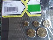 Biete Satz Umlauf Kursmünzen aus