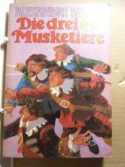 Alexandre Dumas Die 3 Musketiere