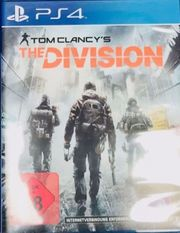 The Division Spiel - PS4