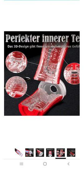 Automatic Masturbator with Suction Function: Kleinanzeigen aus Braunau am Inn - Rubrik Sexspielzeug