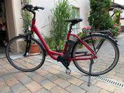 E-Bike von RALEIGH wenig gefahren -