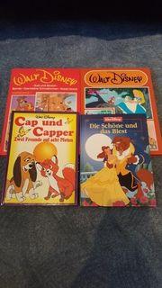 Walt Disney Bücher von den