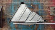 Unterlegkeile aus Metall 3 Stück