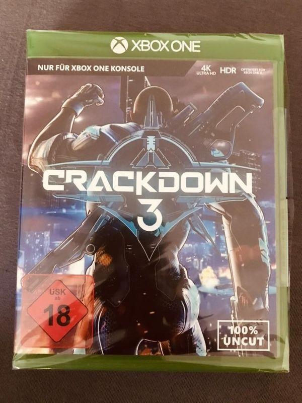 XBox One Crackdown 3 neu