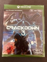 XBox One Crackdown 3 neu