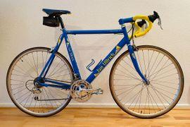 Mountain-Bikes, BMX-Räder, Rennräder - JAN ULRICH RH 60 Campa