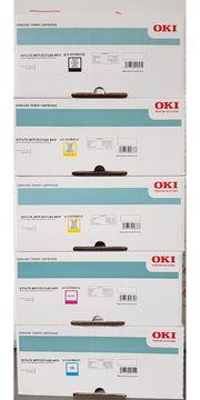 Toner für OKI Laserdrucker ES7470