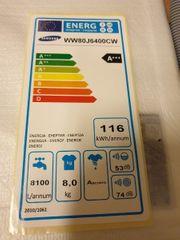 Samsung Waschmaschine WW80J6400CW