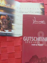 Gutschein Vineria Nürnberg Dine and