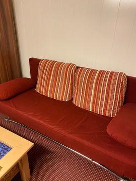 Polster, Sessel, Couch - Couch ausziehbar