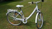 Schickes City-Bike