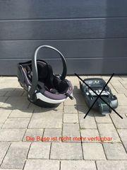 BeSafe Babyschale iZi Go Modular