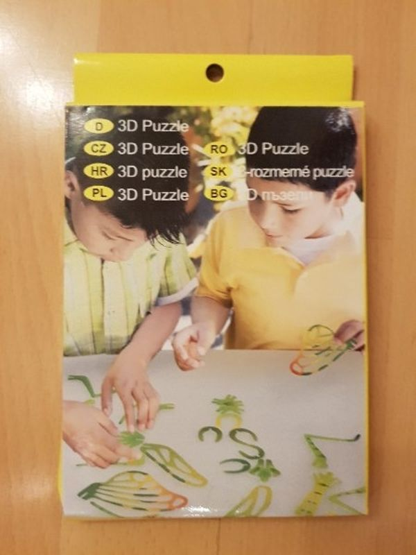 3D Puzzle » Sonstiges Kinderspielzeug