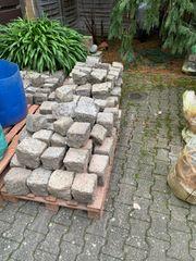 Granit Pflastersteine