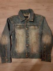 Jeans Jacke Gr 140 von