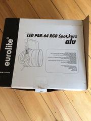 Scheinwerfer LED Par