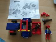 Verkaufe Playmobil Zirkus Traktor 3734