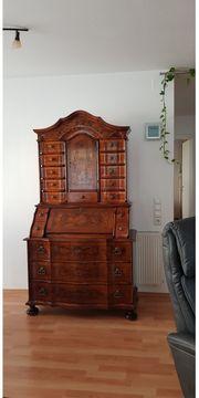 Vintage Biedermeier Sekretär