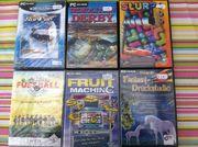 6 PC Spiele zu verkaufen