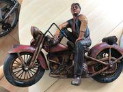 Motorrad - Modell Deko