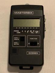 Gossen Mastersix Studio-Messer Belichtungsmesser Master-Six
