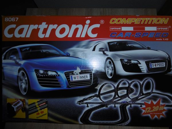 CARTRONIC Autorennbahn