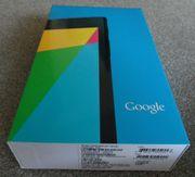 Tablet Nexus 7 von Asus
