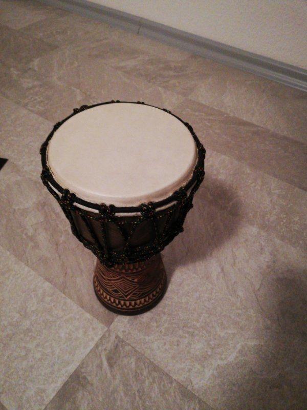 Djembe Afrikanische Trommel