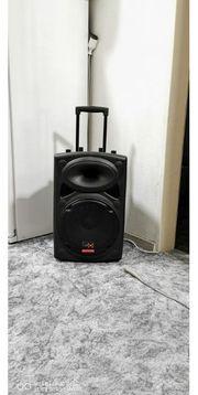 E-Lektron Portable Speaker System EL