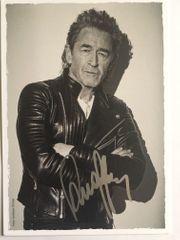 PETER MAFFAY Handsignierte Autogrammkarte Autogramm
