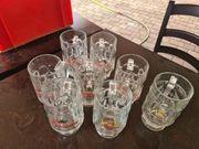 Bierkrüge Biergläser