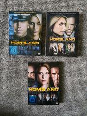 Homeland Staffel 1-3