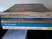 Schallplattensammlung 100 Klassik-LPs 30 CDs