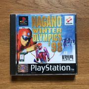 Nagano Winter Olympics 98 Sony