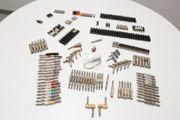 Klinkenstecker Buchsen Adapter Stecker 6