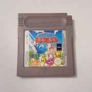 Nintendo GameBoy Spiel