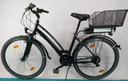 E-Bike mit Daumengas bis 25km h - 28