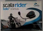 Scala Rider Motorrad Headset Lithiumbatterie