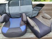 2 Auto- Sitzerhöhungen 15 - 36